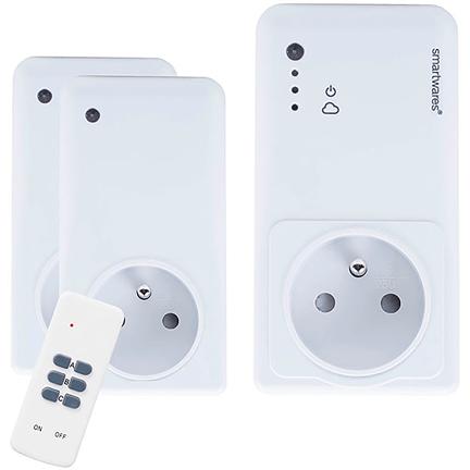 Smartwares Smart Switch set FR plug
