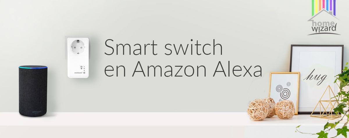 Smart Switch compatibel met Amazon Alexa