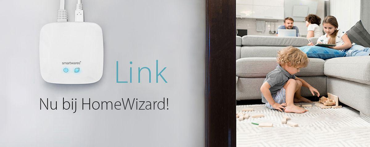Nieuwe website en ontwikkelingen HomeWizard